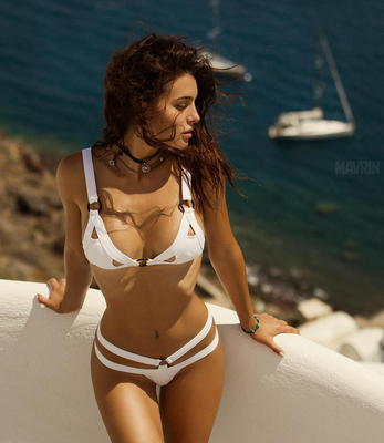 Lovely Glam Model Silvia Caruso - 13