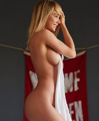Sara Jean Underwood Around The World - 14