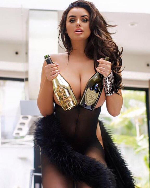 Best Of Busty Bombshell Abigail Ratchford 2017 - 07