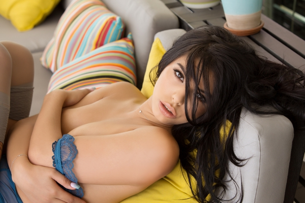 Gina Valentina Via Penthouse - 03