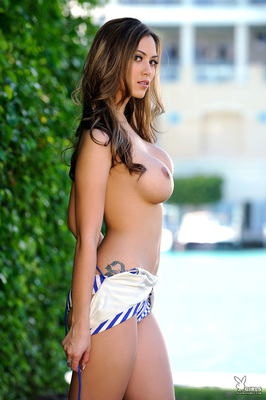 Jasmine Davis for Playboy Girls - 03