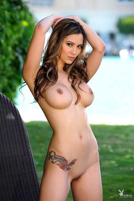 Jasmine Davis for Playboy Girls - 09