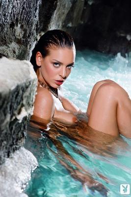 Ava Karabatic Playboy - 04