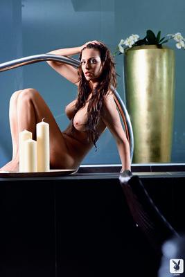 Ava Karabatic Playboy - 06