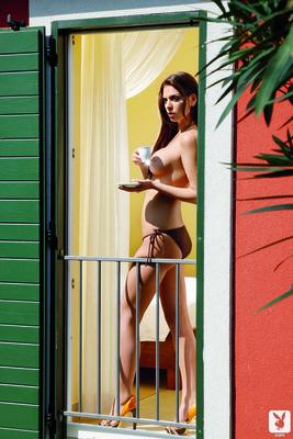 Ava Karabatic Playboy - 11