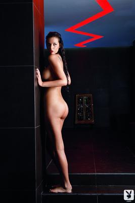 Ava Karabatic Playboy - 12