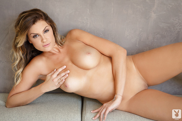 Jordan Monroe Natural Essence For Playboy Plus - 10