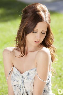 Chrissy Marie via Playboy - 07