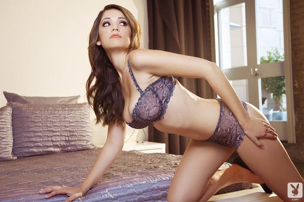 Ali Rose via Playboy - 03