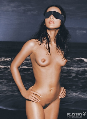 Classic Calendar Hotties Via Playboy - 00