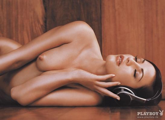 Classic Calendar Hotties Via Playboy - 01