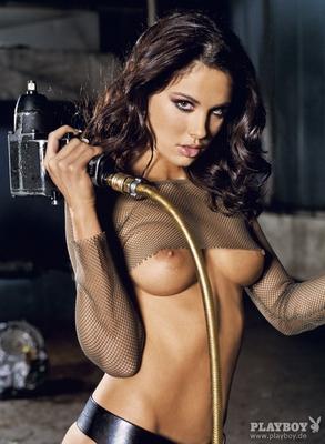 Classic Calendar Hotties Via Playboy - 07