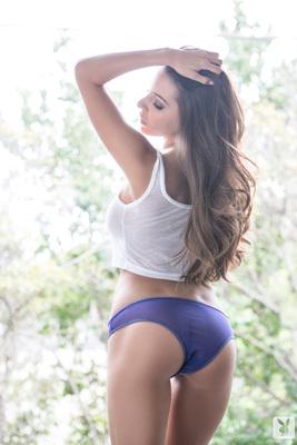 Shelby Chesnes Via Playboy - 01