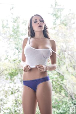 Shelby Chesnes Via Playboy - 03