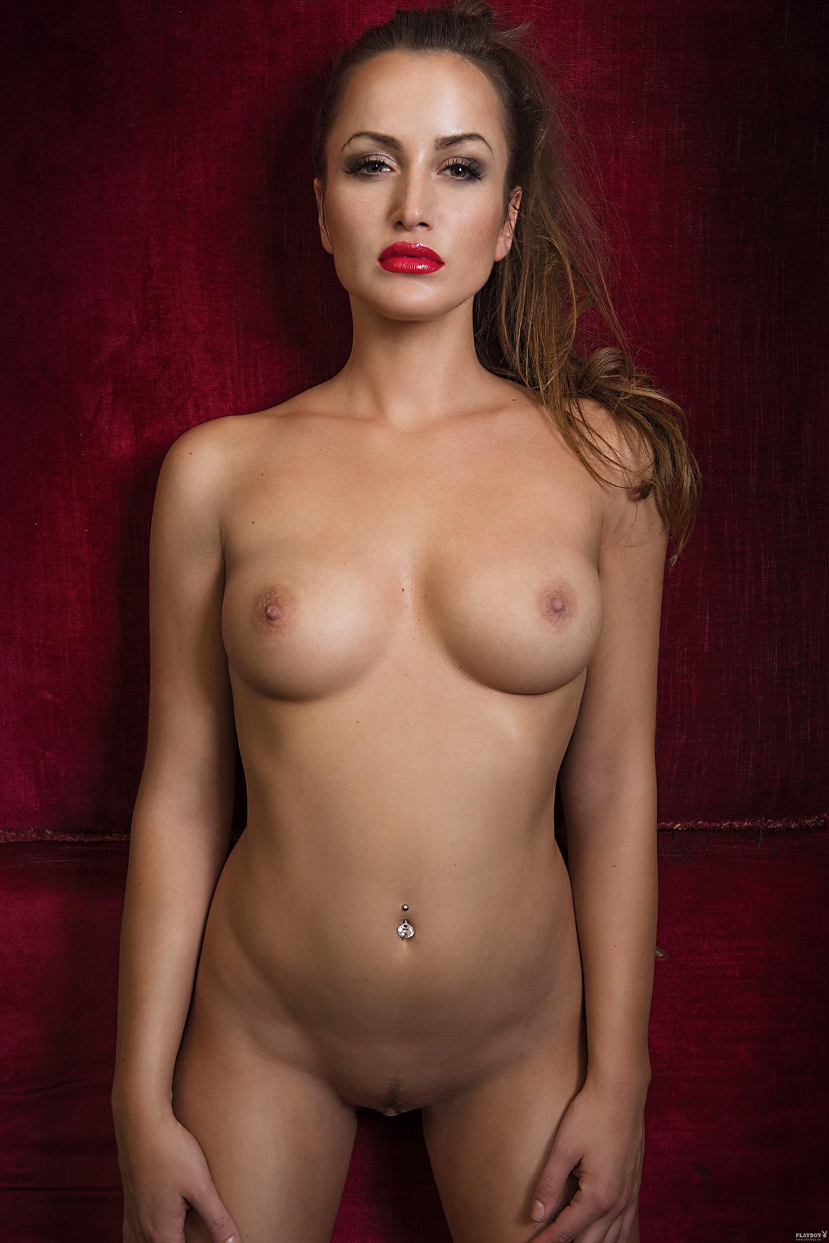 naked women with dark vaginas