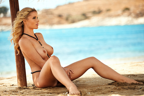 Ramona Bernhard Via Playboy - 04