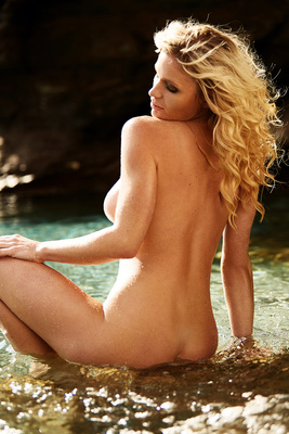 Ramona Bernhard Via Playboy - 05
