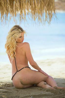 Ramona Bernhard Via Playboy - 12