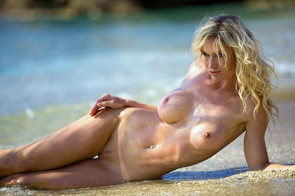Ramona Bernhard Via Playboy - 14