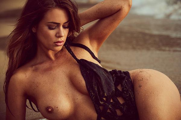 Jessica Paszka Via Playboy - 11