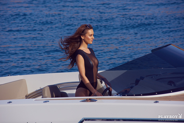 Veronika Klimovits Via Playboy - 01