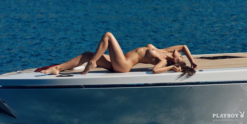 Veronika Klimovits Via Playboy - 08