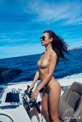 Veronika Klimovits Via Playboy - 09