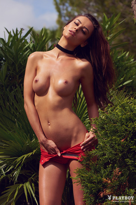 Veronika Klimovits Via Playboy - 10