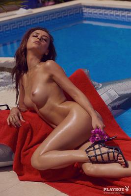 Veronika Klimovits Via Playboy - 11