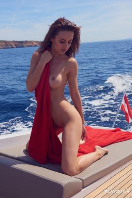 Veronika Klimovits Via Playboy - 12