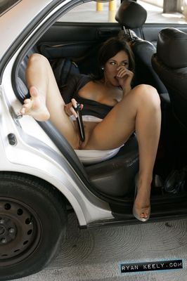 Ryan Keely Glam Parked Car - 05