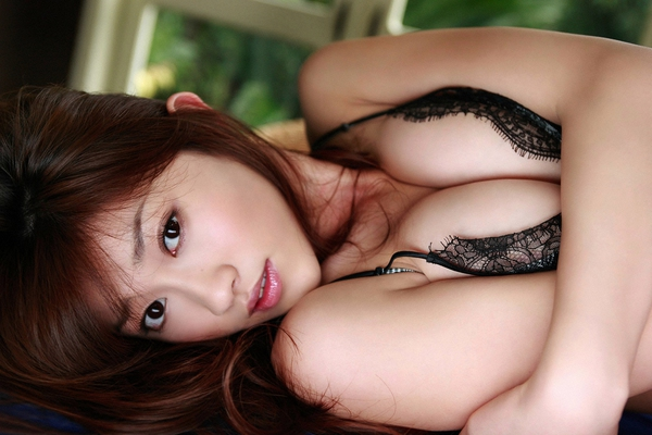 Pretty Japanese AV Model Mikie Hara for SexAsian18 - 03