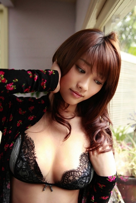 Pretty Japanese AV Model Mikie Hara for SexAsian18 - 04