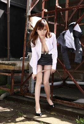 Anri Sugihara via SexAsian18 - 08
