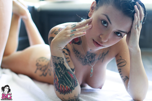Carrina in Fresh for Suicide Girls - 11