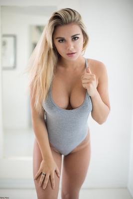 Tahlia Paris Debutes In Sexy Bodysuit - 03