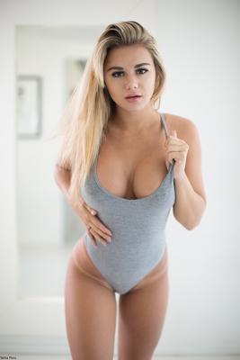 Tahlia Paris Debutes In Sexy Bodysuit - 04