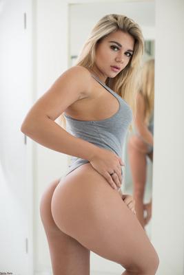 Tahlia Paris Debutes In Sexy Bodysuit - 09