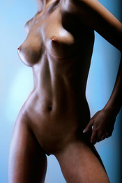 Nella in Bodyscapes X-art
