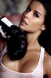 Tatiana Gil nude for SoHo Magazine
