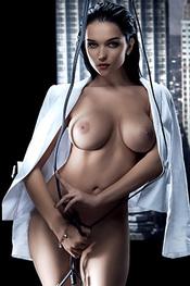Cybergirl Jenya