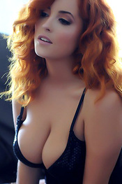 Lucy Vixen Lingerie And Stockings