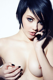 Mellisa Clarke via Loaded Magazine