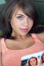 Cassidy Ellis Exotic Newcomer Zishy