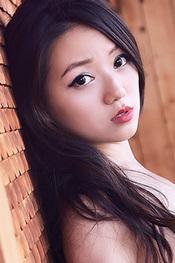 Cute Petite Asian Girl Cassie Lang For Metart