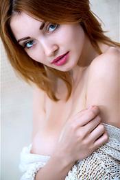 Stunning Redhead Valeria  For MPL Studios