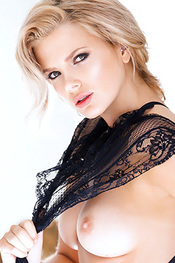 Stephanie Branton Is The Playboys Miss September 2014