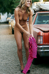 Next Girl Model Nicole Jaimes