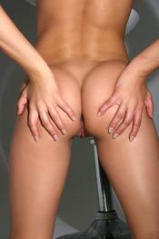 Kassia In Hot Stockings For Femjoy