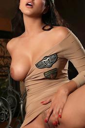 Sunny Leone Horny Slut For Aziani